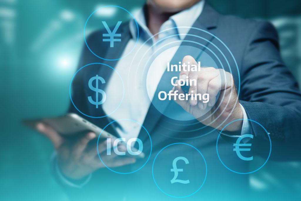ICO(Initial Coin Offering)イニシャルコインオファリング