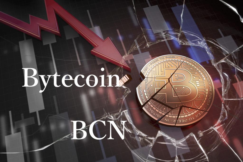 Bytecoin(バイトコイン)トークン