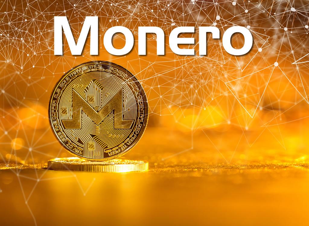 Monero(モネロ)仮想通貨イメージ
