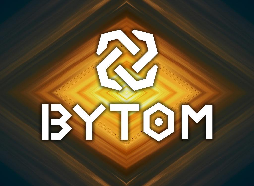 BYTOM(バイトム)のロゴ