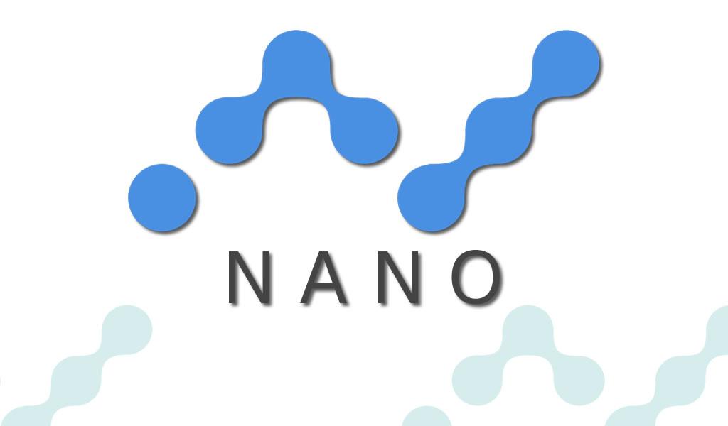 nano(ナノ)のロゴ
